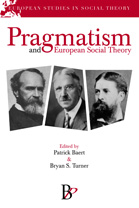 Pragmatism and European Social Theory